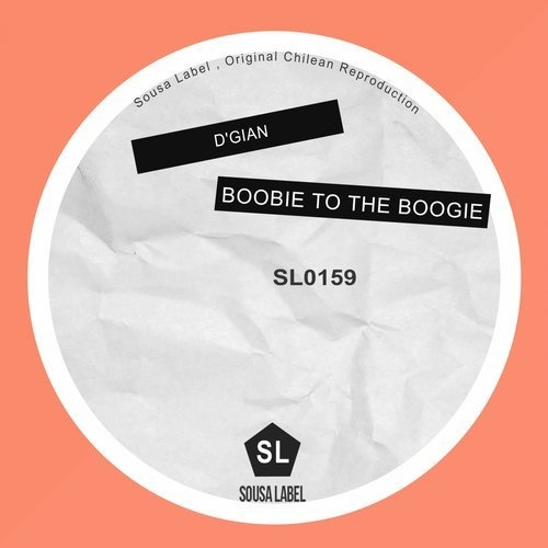 D'Gian - Boobie To The Boogie [SL0159]